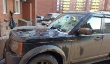 ТСЖ выплатит иркутянину 200тысяч рублей заразбитую глыбой льда машину