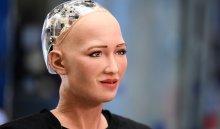 Человекоподобного робота Софию покажут вРоссии