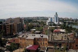 Онлайн-камера на улице Чудотворской (Бограда), Иркутск