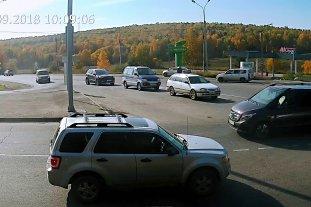 Култукский тракт - поворот из поселка Маркова в сторону Шелехова (АЗС)