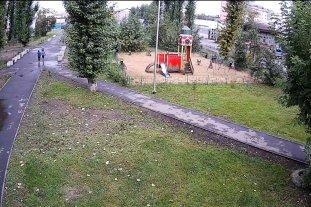 Онлайн-камера в парке Победы в Иркутске