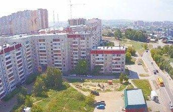 Мкр Первомайский - ул. Вампилова, 30