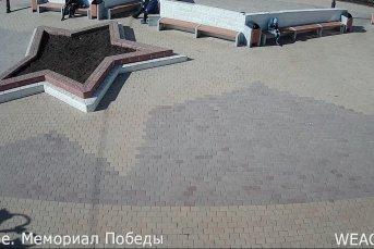 мкрн.Луговое, Мемориал Победы