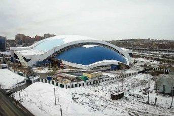 "Ледовый дворец ""Байкал"""