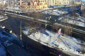 г.Братск, пересечение ул.Мира и ул.Кирова