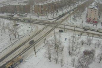 г.Братск, пересечение ул.Янгеля и ул.Комсомольская