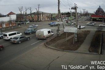 """г.Иркутск, ТЦ """"GoldCar"""", ул.Баррикад"""