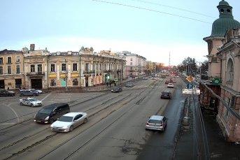 г.Иркутск, ул.Ленина - ул.Карла Маркса