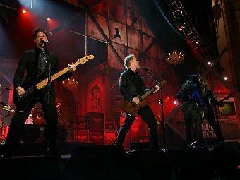 Участники группы Metallica придумали новый проек