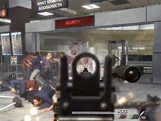 """Сцены теракта в """"Домодедово"""" нашли в скандальном эпизоде игры Call of Duty, запрещенном к релизу в России"""