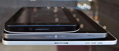 Компания Samsung представила планшет GALAXY Tab 10.1