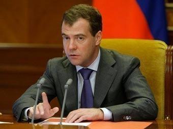 Медведев подписал соглашение об СНВ