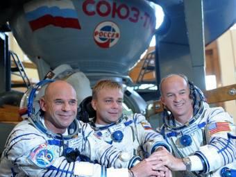 Россия вернется к космическому туризму в 2013 год