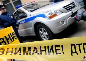 Полиция ищет свидетелей вчерашнего ДТП на улице Маяковского