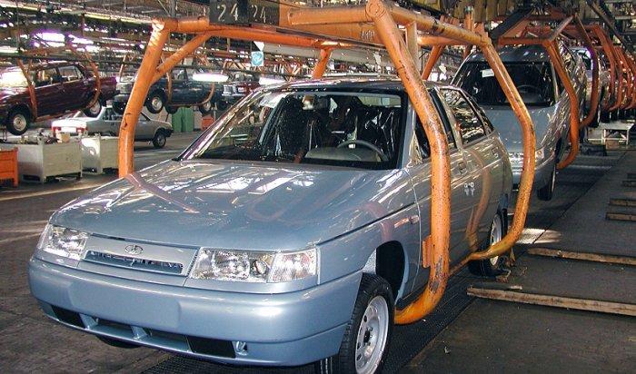 АвтоВАЗ в 2015 году планирует  увеличить производство почти на 40%