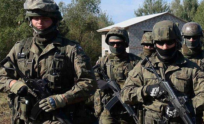 Великобритания отправит на Украину военных инструкторов