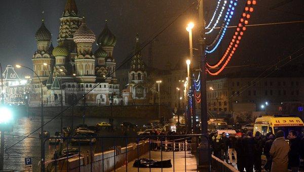 Разыскиваемый по делу об убийстве Немцова автомобиль принадлежит ФГУП, обслуживающему Минфин