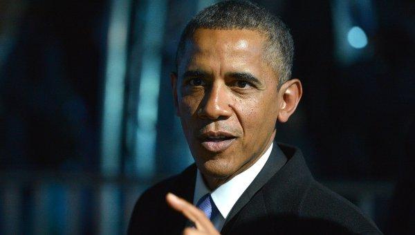 Барак Обама на год продлил санкции в отношении России