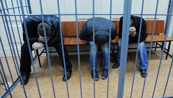 Арестованы еще трое подозреваемых в убийстве Немцова