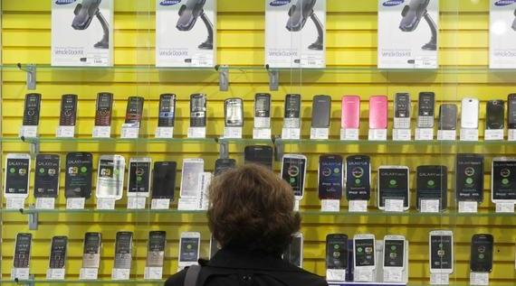«Евросеть» подала иск к «Samsung»