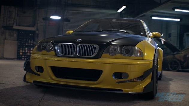 EA проведет закрытое бета-тестирование Need for Speed