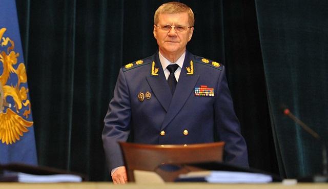 Генпрокурор Юрий Чайка отчитается перед Госдумой за фильм фонда Навального