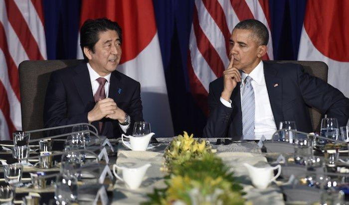 Обама посоветовал премьеру Японии воздержаться отвизита вРоссию