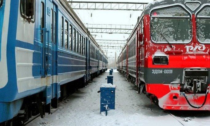 Расписание электрички «Иркутск-Сортировочный— Глубокая» изменится на месяц