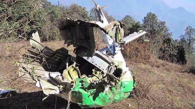 ВНепале найдены обломки разбившегося пассажирского самолета