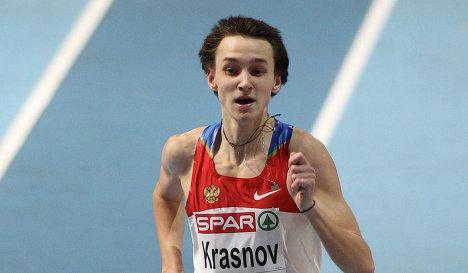 Чемпионом России полегкой атлетике стал братчанин Владимир Краснов