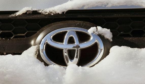 Toyota отзовет в России около 141 500 кроссоверов RAV4