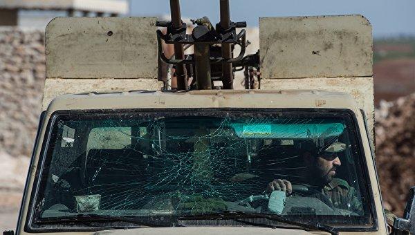 Сирийская армия освободила отИГИЛ город Ханасер