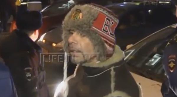 ВМоскве актер Валерий Николаев устроил массовое ДТП