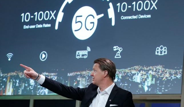 Навыставке мобильной электроники вБарселоне интернет 4G разогнали до1Гбит/с