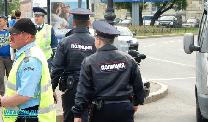 ВИркутске два водителя подозреваются вдаче взятки полицейским