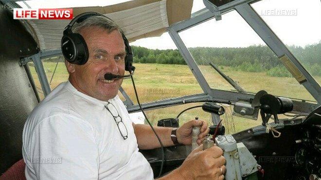 ВКраснодарском крае самолет при посадке убил тросом местного жителя
