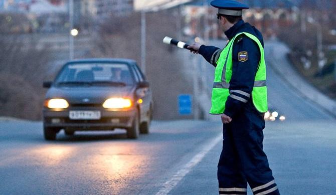 Заминувшие сутки вПриангарье задержали 87пьяных водителей