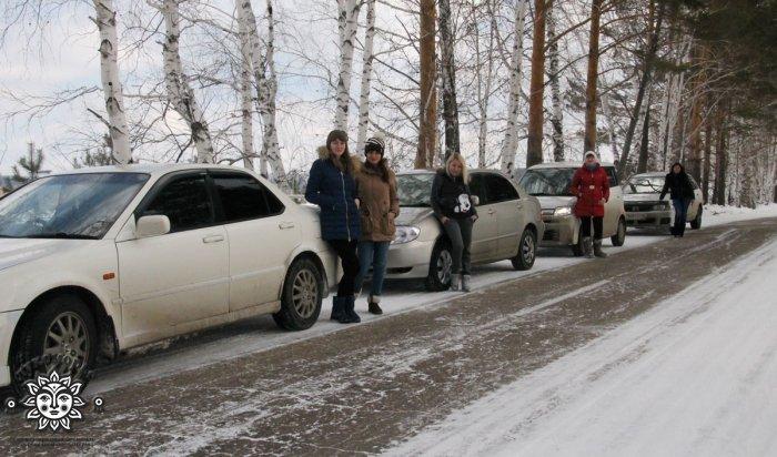 Участницы конкурса «Автоледи-2016» посоревновались в квесте
