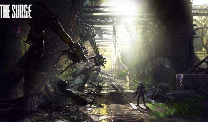 Студия Deck 13показала первые скриншоты игры The Surge
