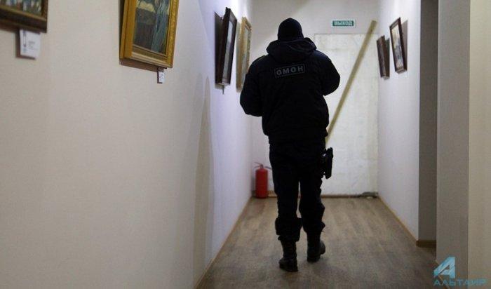 Следственный комитет провел обыски в здании Виктора Бронштейна вИркутске