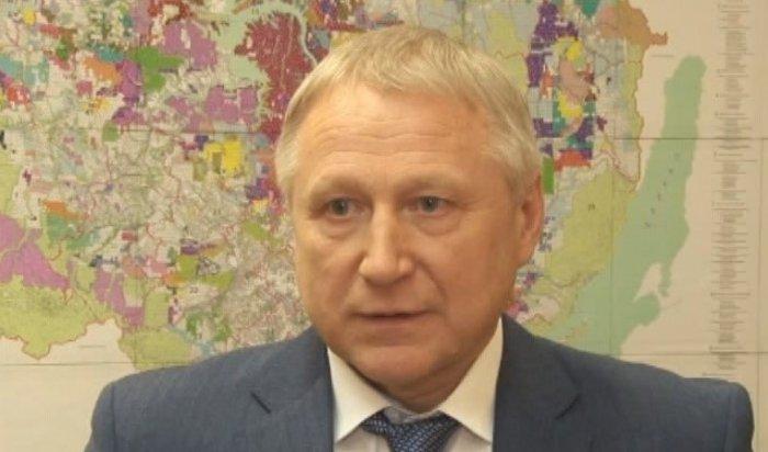 Левченко отправил главу лесхоза Иркутской области вотставку