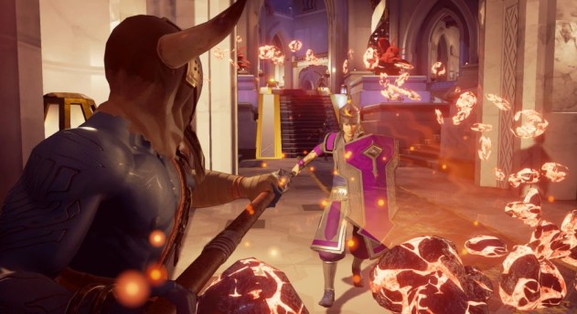 Всети появился дебютный тизер Mirage: Arcane Warfare
