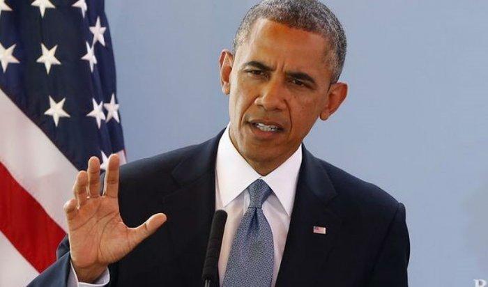 Обама продлил санкции вотношении России нагод