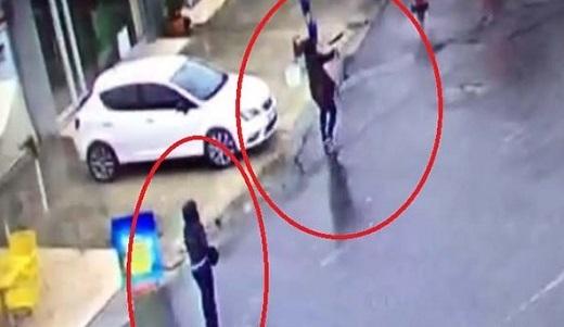 ВСтамбуле террористки атаковали полицейский участок (ВИДЕО)