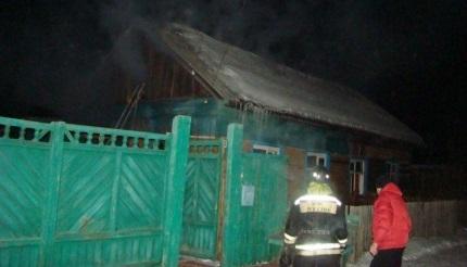 В Иркутской области было зафиксировано четыре пожара за один день