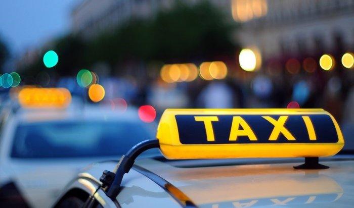 В Братске пассажиры такси отобрали автомобиль у водителя