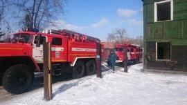 В Иркутской области за два дня произошло 13 пожаров