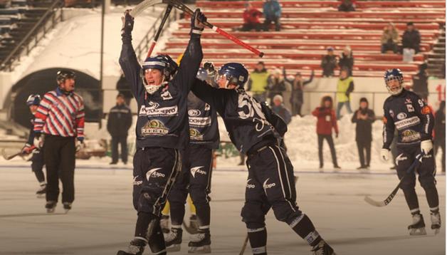 Хоккеисты «Байкал-Энергии» одержали победу впервом матче ¼финала плей-офф Чемпионата России