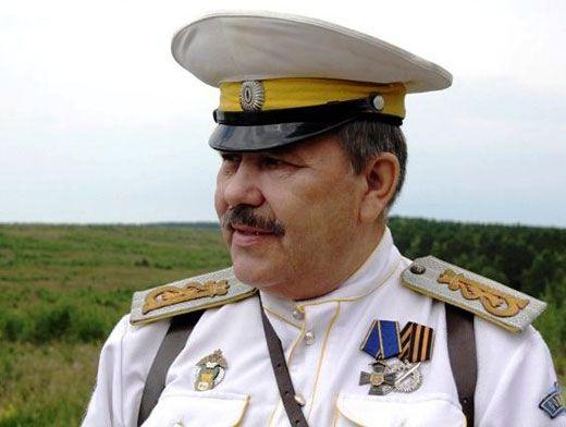 Скончался Николай Меринов, бывший атаман Иркутского казачьего войска