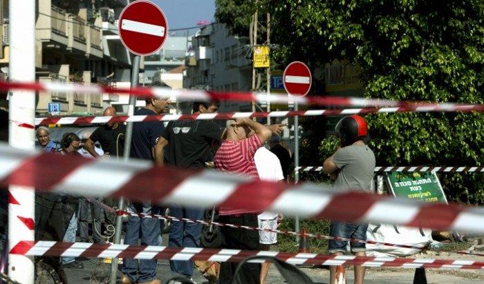 Теракт в Тель-Авиве: Палестинец убил ножом американца и ранил двух россиян